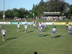 Ballina Seagulls Football Club