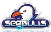 Ballina Seagulls Football Club  - logo