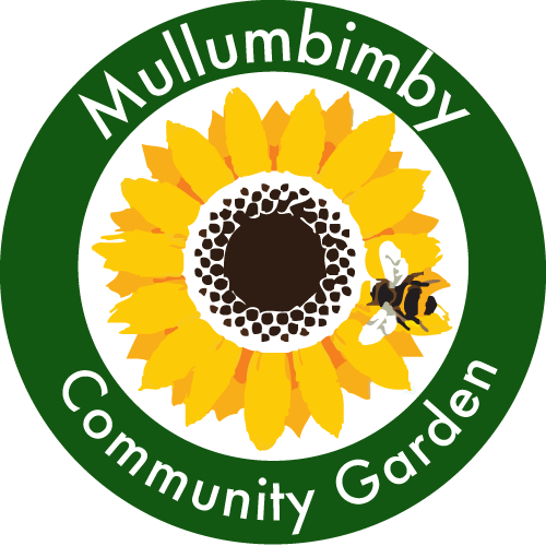 Mullumbimby Community Gardens  - logo